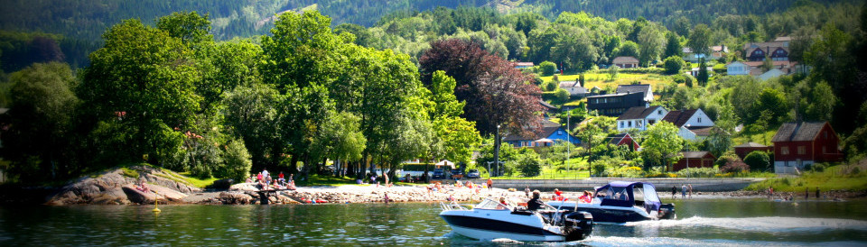 Explore The Fjord – Skånevik